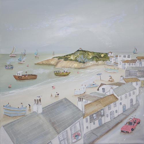 St.Ives, Cornwall Original painting