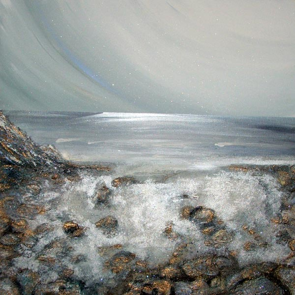 Shimmering Shoreline - Lucy Young